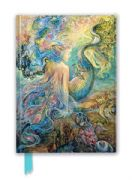 Mer Fairy Foiled Notebook - Josephine Wall